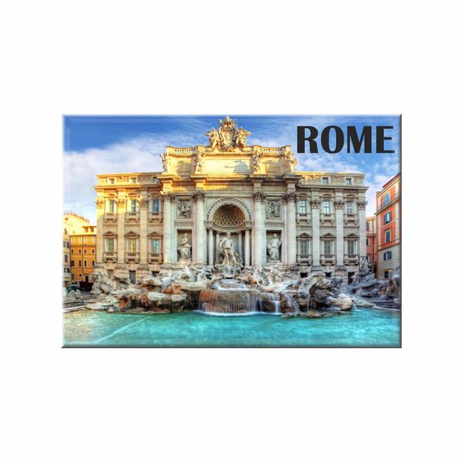 Rome Italy Trevi Fountain Magnet