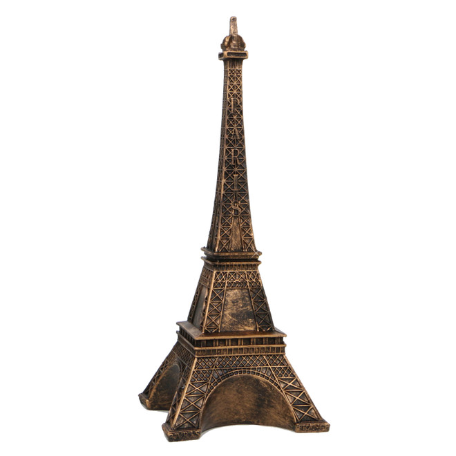 Eiffel Tower Statue 13 Inch