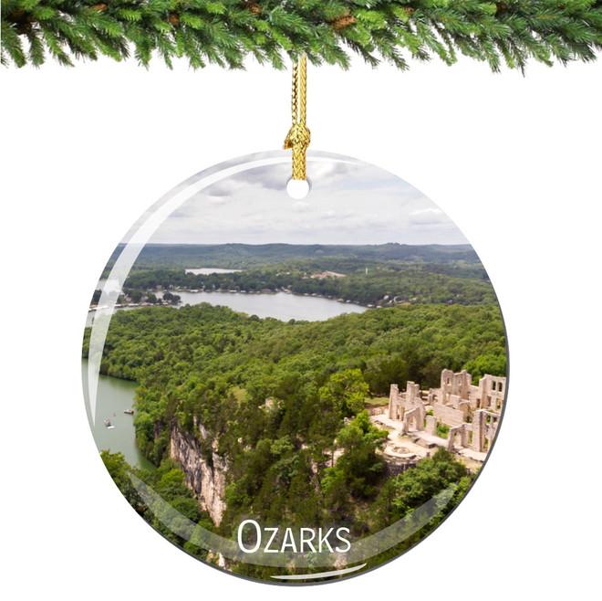 Ozarks Christmas Ornament