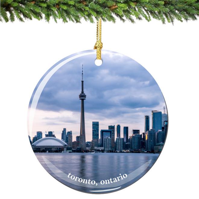 Toronto Christmas Ornament