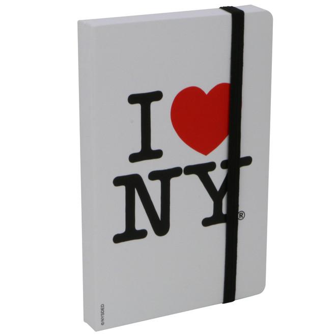 I Love NY Note Pad
