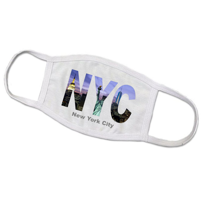 NYC Face Mask