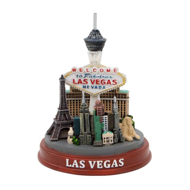 Las Vegas Statue