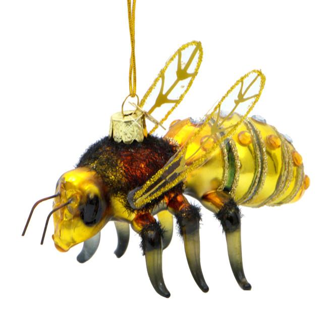 Bumble Bee Christmas Ornament