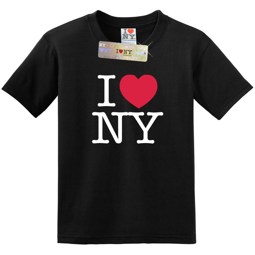 608e883f I Love NY Shirts, adult sizes in white and black. I Love NY Souvenir