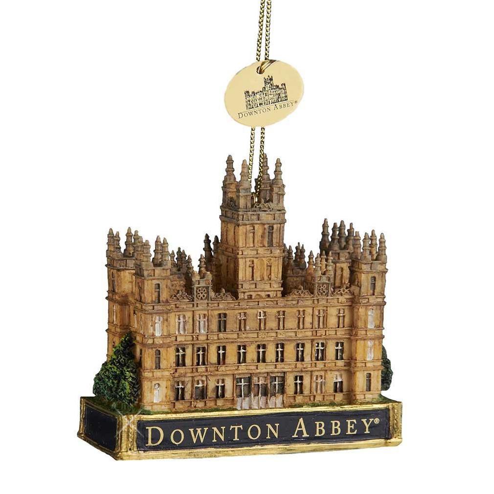 Downton Abbey Replica Ornament