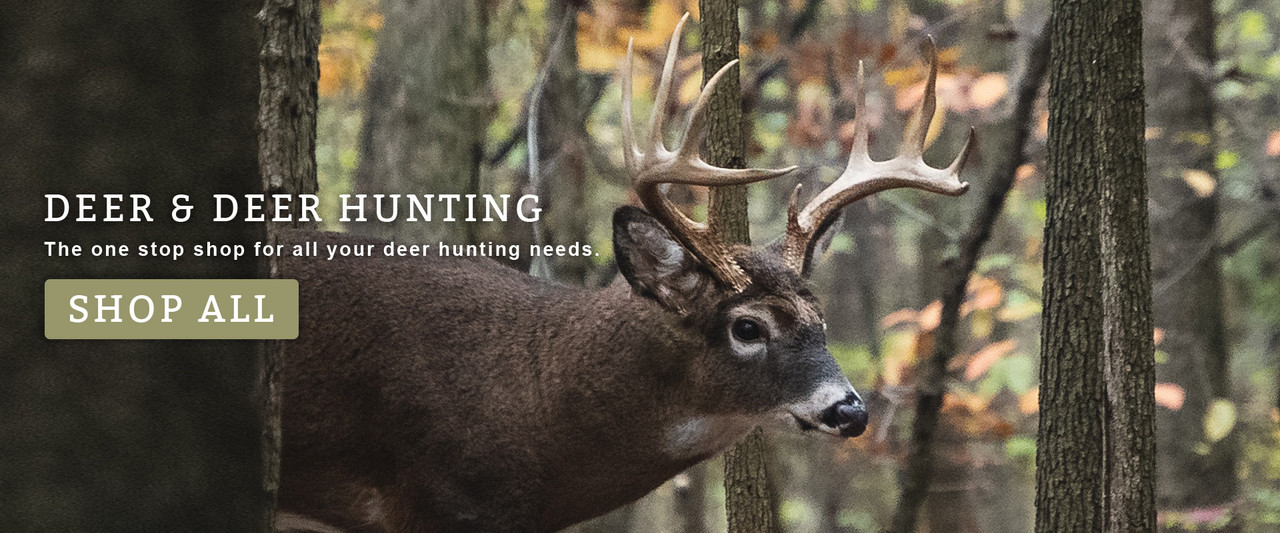Deer and Deer Hunting Gear, Apparel, Accessories | Shop All