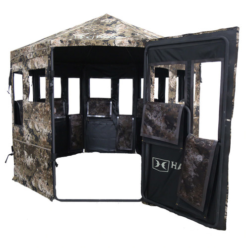 Hawk Octagon Down and Out Blind Deer and Deer Hunting