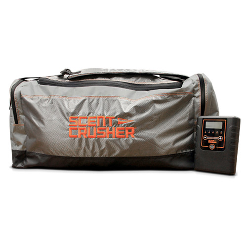 Scent Crusher Gear Bag Deer and Deer Hunting