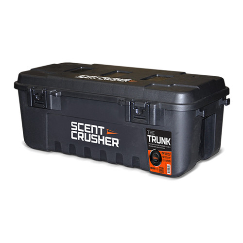 Scent Crusher Trunk Deer and Deer Hunting 1