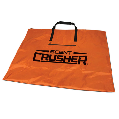 Scent Crusher Scent-Free Bag Deer and Deer Hunting