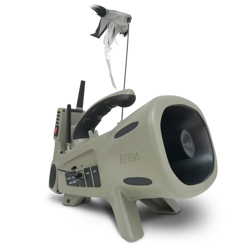 ICOtec Outlaw Electronic Game Call and Decoy Combo Deer and Deer Hunting