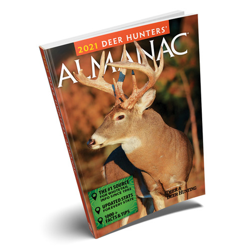 Deer and Deer Hunting 2021 Deer Hunters Almanac