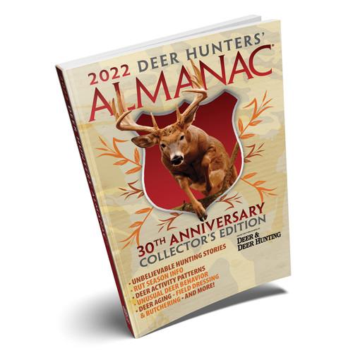 deer and deer hunting almanac 2022 deer hunting guide