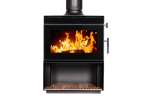 Kent Calisto Large Wood Heater