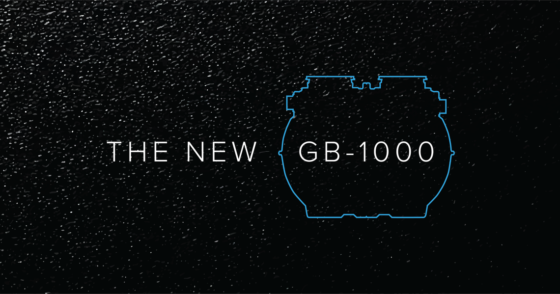 Ins and Outs of the New GB-1000