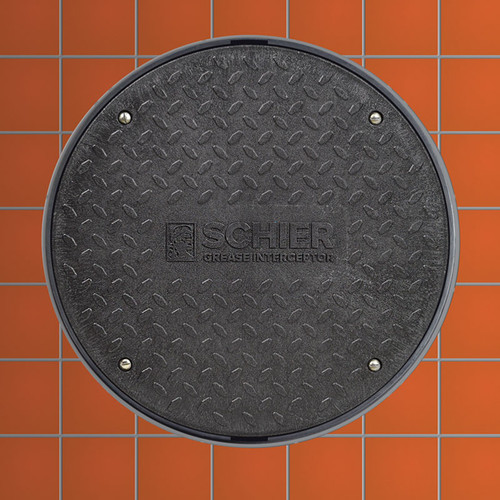 Schier C21M grease interceptor cover
