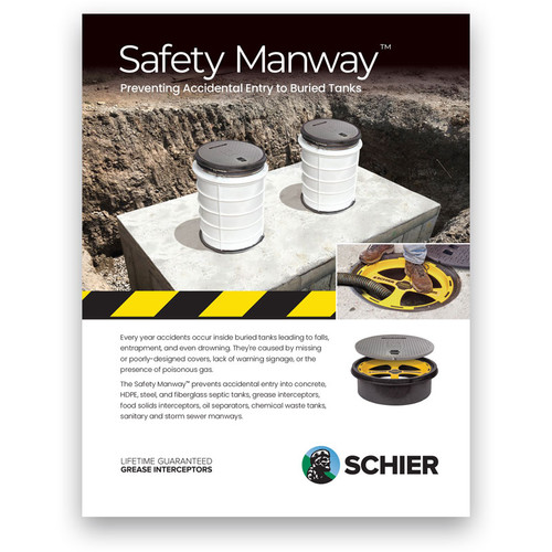 Safety Manway™ Brochure