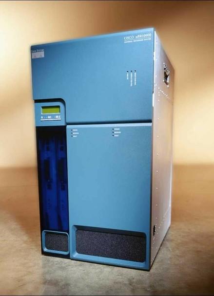 C01 Cisco uBR10012 CMTS: D2.0 20DSx80US MC5X20H-D