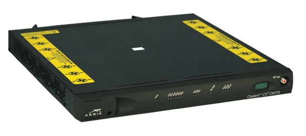 Refurbished ARRIS Cadant C3 CMTS 1x6, DOCSIS 2.0