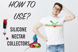 How to Use a Silicone Nectar Collector