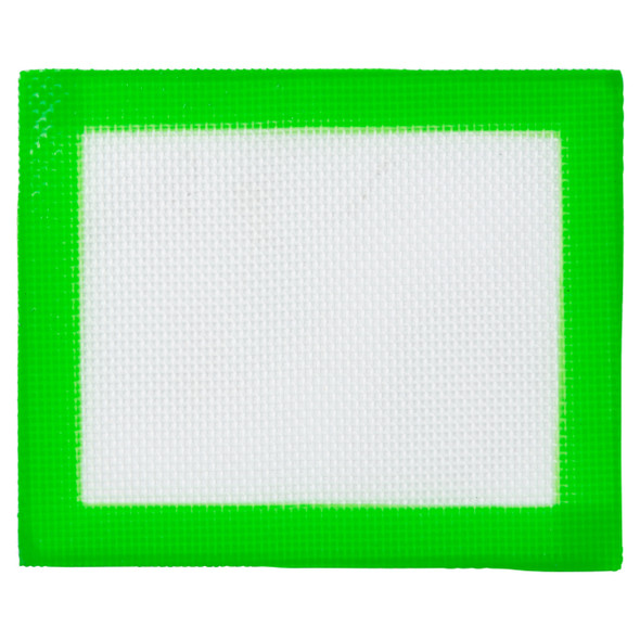 Silicone Mat - 8x12 Large Green