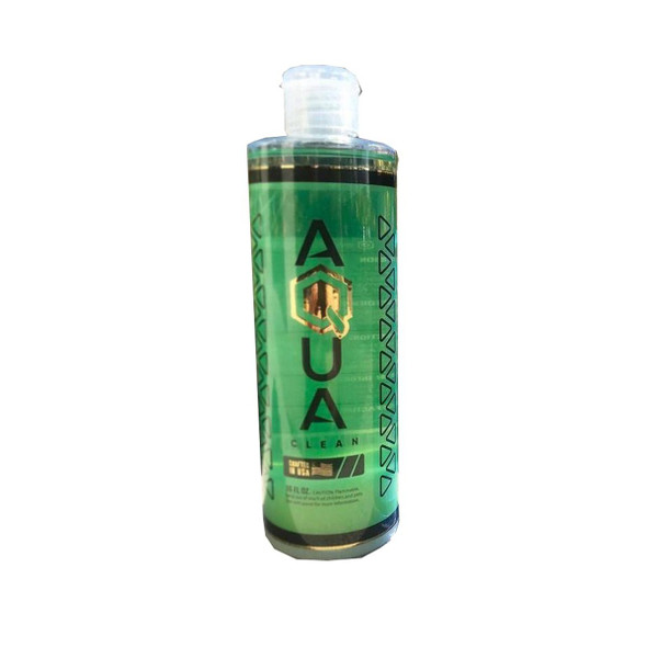 Aqua Glass Works Cleaning Solution 16oz with Salt