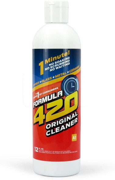 Formula 420 Original Pyrex-Glass-Metal-Ceramic Cleaner - 12oz