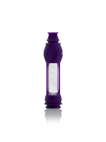 GRAV® Silicone 16mm Octo-Tasters - PURPLE