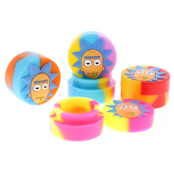 Rick 5ml Silicone Container Jar