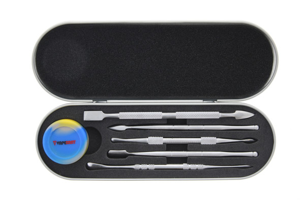 VapeBrat 7 in 1 Dab Tool Kit