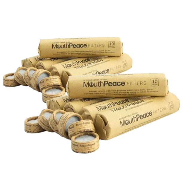MouthPeace Filter Roll - 100 Pieces