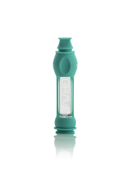 GRAV® Silicone 16mm Octo-Tasters - TEAL