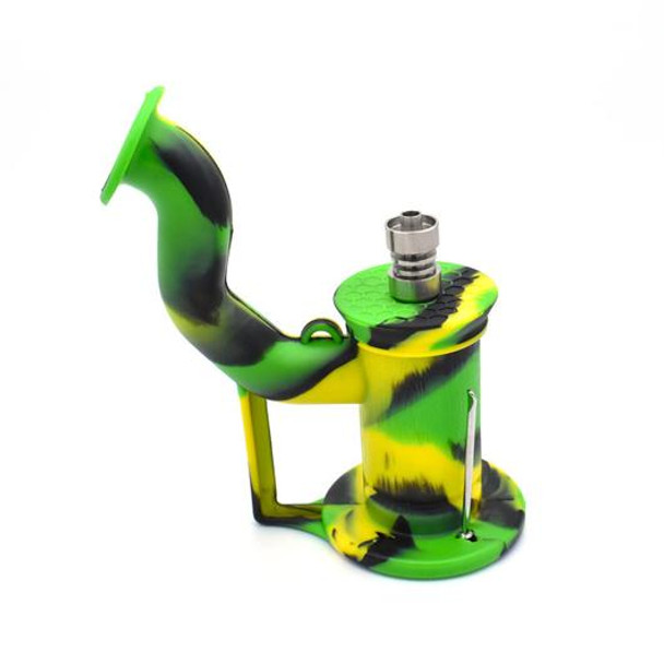 Silicone Dab Rig Waterpipe Kit