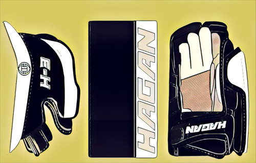 H-3 Goalie Pads Set