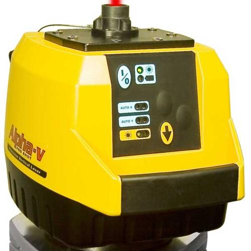 Pro Shot Alpha-v Vertical Plumb Laser (020-0000V)