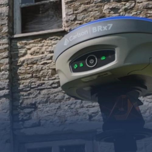 Carlson BRx7 Network Rover GPS System (8030.020.037)