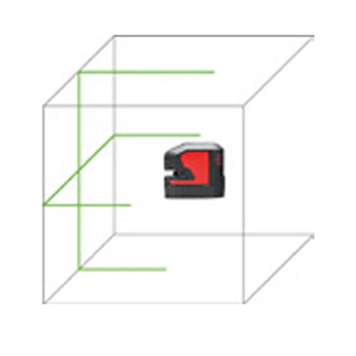 Leica Lino L2G Green Line Laser kit Li-Ion batt (864420)