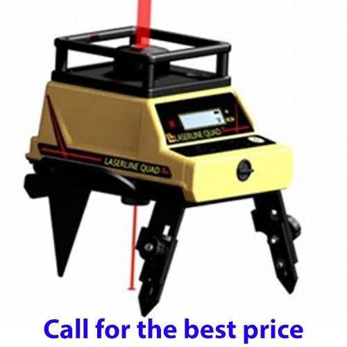LaserLine Quad 1000 Precision Plumb Laser Quad1000 (Quad1000)