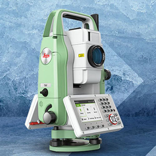 "Leica FlexLine TS07 Manual Total Station 1"", 2"",3"",5""& 7"" Accuracy available  (call for current promotions)"