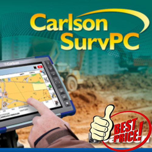 Carlson SurvPC Field Data Collection Software