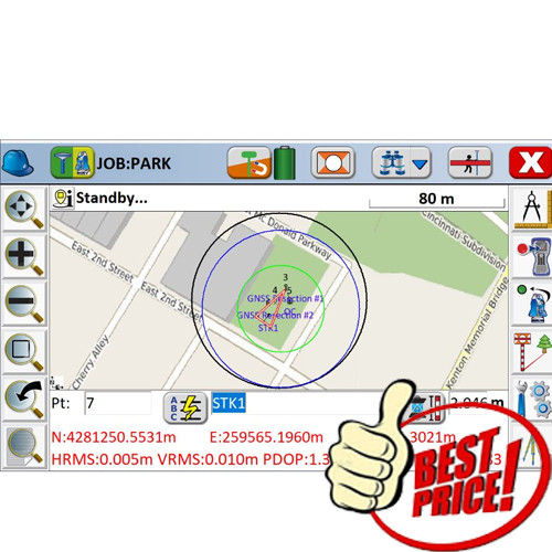 Carlson SurvPC Field Data Collection Software Save $$$ (Call for the promotional price)
