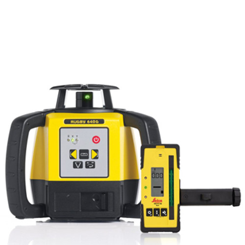 Leica Rugby 640G Laser Level 6011486