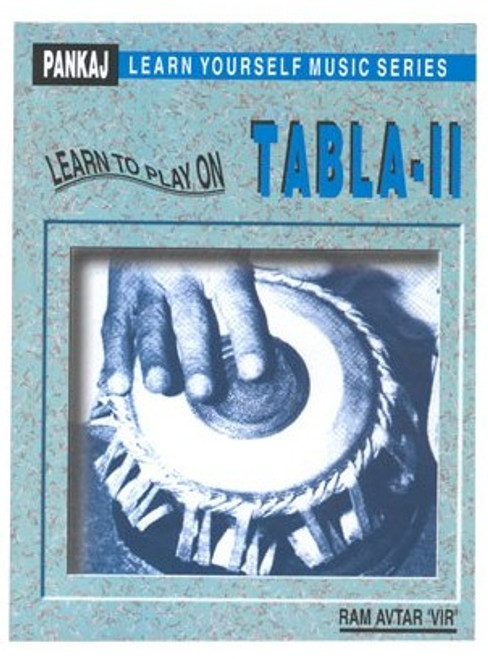 Learn to Play Tabla 2 Book