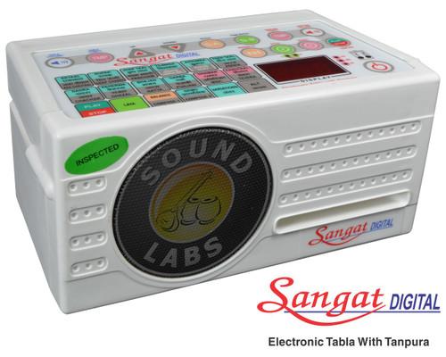 Sangat Digital, Electronic Tanpura & Tabla Machine