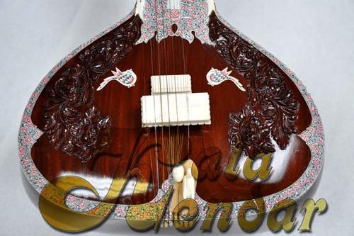 Concert Grand Kharaj Pancham by RA Sitarmaker