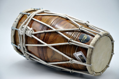 Dholak - Dholki  Natural Studio