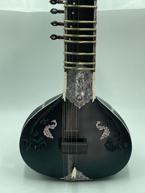 SPK V2 Black Sitar