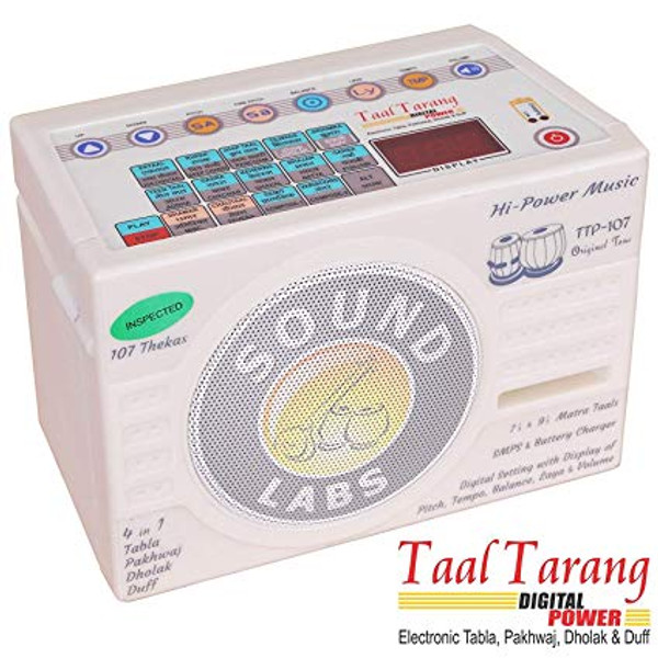 Taal Tarang Power, Electronic Tabla