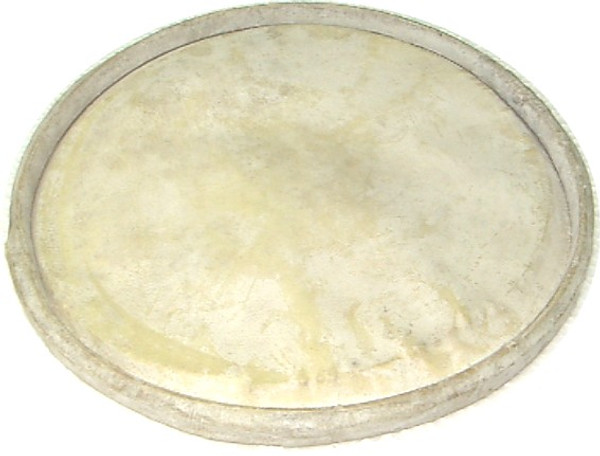 Dhol Dagga Head, Natural Skin